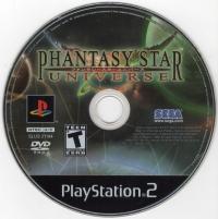 Phantasy Star Universe Box Art