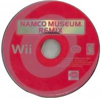 Namco Museum Remix Box Art