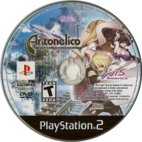 Ar tonelico: Melody of Elemia Box Art