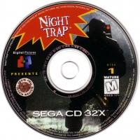 Night Trap Box Art