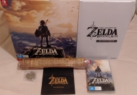 Legend of Zelda, The: Breath of the Wild - Limited Edition Box Art