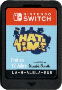 Hat in Time, A [DE] Box Art