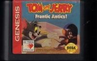 Tom and Jerry: Frantic Antics! (cardboard slidebox) Box Art