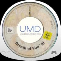 Breath of Fire III Box Art