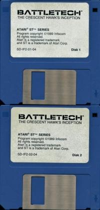 BattleTech: The Crescent Hawk's Inception Box Art