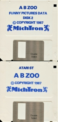 ABZoo - Software Direct Box Art