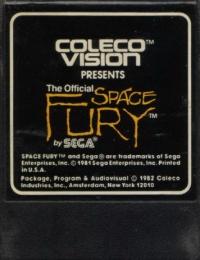 Space Fury Box Art
