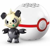 Mega Construx Pokémon Pancham/Pandespiègle (Series 10) Box Art