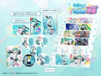 Hatsune Miku: Project Diva Mega39's - 10th Anniversary Collection Box Art