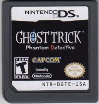 Ghost Trick: Phantom Detective Box Art