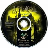 Alone in the Dark: The New Nightmare Box Art