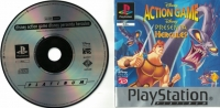Disney Action Game Presenta Hercules - Platinum [IT] Box Art
