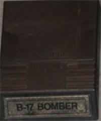 B-17 Bomber Box Art