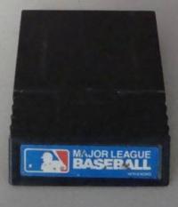 Major League Baseball Box Art