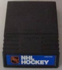 NHL Hockey Box Art