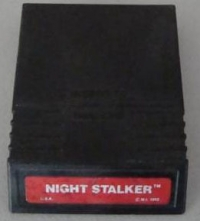 Night Stalker (red label) Box Art