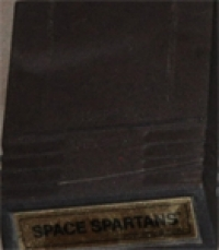 Space Spartans Box Art