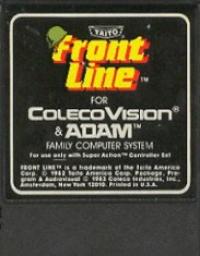 Front Line Box Art