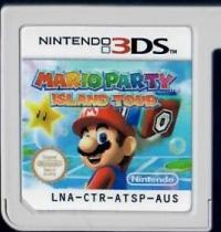 Mario Party: Island Tour Box Art
