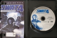 SWAT 4: The Stetchkov Syndicate Box Art