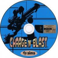 Charge 'N Blast Box Art
