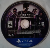 Saints Row: The Third Remastered Box Art