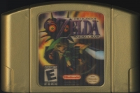Legend of Zelda, The: Majora's Mask - Collector's Edition Box Art