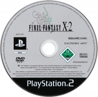 Final Fantasy X-2 [DE] Box Art