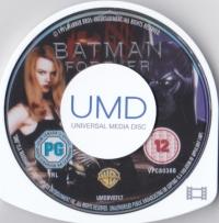 Batman Forever Box Art