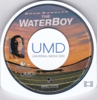 Waterboy, The Box Art