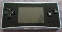 Nintendo Game Boy Micro - Silver [NA] Box Art