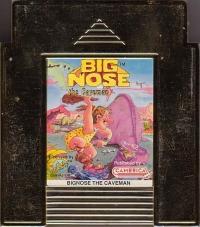 Big Nose The Caveman Box Art