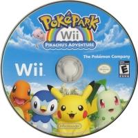 PokéPark Wii: Pikachu's Adventure Box Art