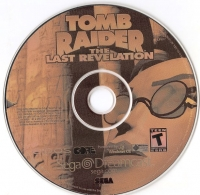 Tomb Raider: The Last Revelation Box Art