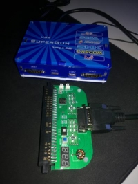 USB Supergun Ver4.0-DJF Box Art