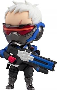 Overwatch Soldier 76 Classic Skin Edition Nendoroid 976 Box Art