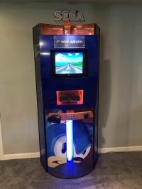 Sega Saturn Kiosk [NA] Box Art