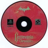 Castlevania Chronicles (4012927011133) Box Art
