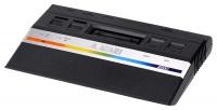Atari 2600 Jr. (full rainbow) Box Art