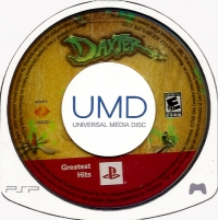 Daxter - Greatest Hits Box Art