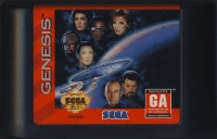 Star Trek: The Next Generation: Echoes From the Past Box Art