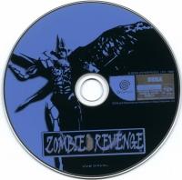 Zombie Revenge Box Art