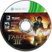 Fable III Box Art