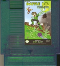 Battle Kid: Fortress of Peril (Version 1.100) Box Art