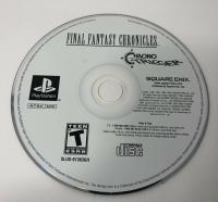 Final Fantasy Chronicles - Greatest Hits (silver discs) Box Art