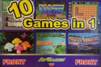 10 Games in 1 Box Art