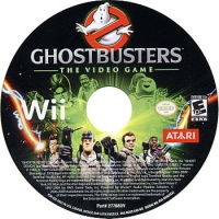 Ghostbusters: The Video Game Box Art