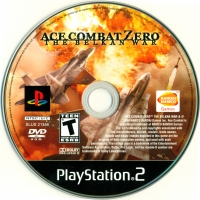 Ace Combat Zero: The Belkan War Box Art