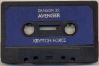Avenger (Krypton Force) Box Art