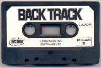 Back Track Box Art